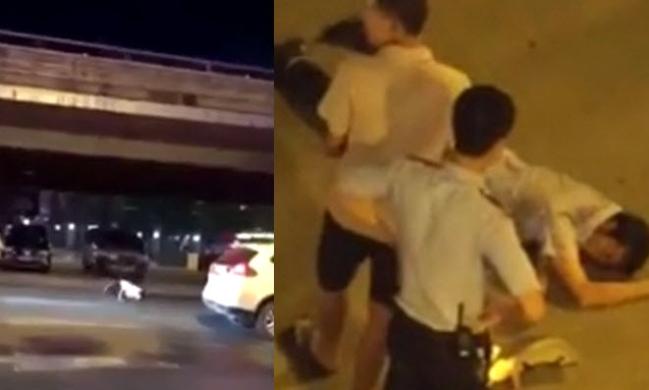 """Vụ việc người đàn ông nhảy cầu Thái Hà vì thua độ World Cup chỉ là tin giả mạo """"câu like"""""""