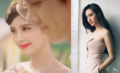 """Ngỡ ngàng nhân vật nữ phụ """"gây thương nhớ"""" trong MV mới của Minh Hằng là nữ sinh thiếu kinh nghiệm"""