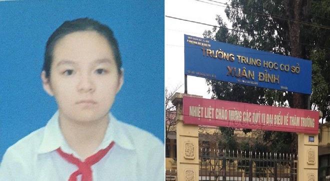 Nữ sinh trung học mất tích trên đường đi học về, người thân kêu gọi cộng đồng giúp đỡ