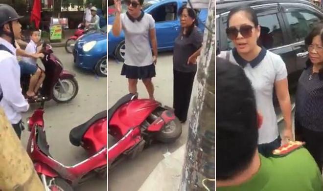 """Gia đình nam sinh vụ va chạm với nữ tài xế phát ngôn """"người không quan trọng"""" không hài lòng với cách giải quyết"""