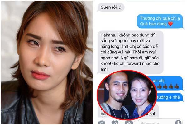Im lặng bị sỉ nhục, Phạm Lịch tung tin nhắn vợ Phạm Anh Khoa, biết thừa chồng trăng hoa vẫn chịu đựng?