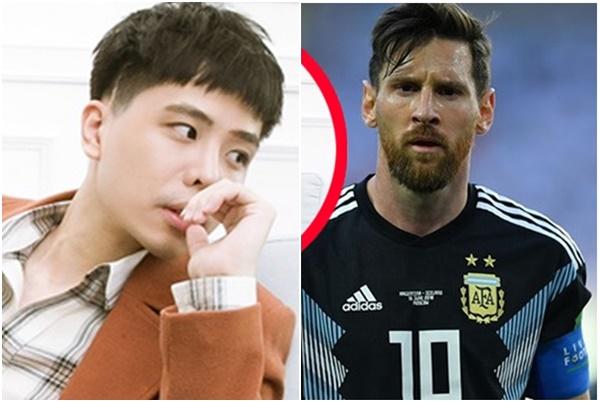 """Trịnh Thăng Bình bị """"ném đá"""" thậm tệ vì """"đá xoáy"""" Messi không bằng ông già khi hụt penalty"""