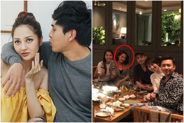 Sau 1 năm chia tay lần đầu gặp lại, Hồ Quang Hiếu phản ứng gì khi thấy Bảo Anh ngồi cạnh mình?
