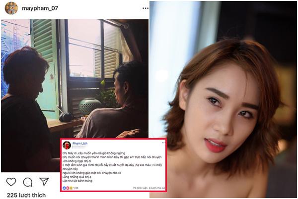 """Phạm Lịch nổi điên tố vợ Phạm Anh Khoa """"lật mặt như bánh tráng"""" chỉ vì một bức ảnh đầy ẩn ý!"""