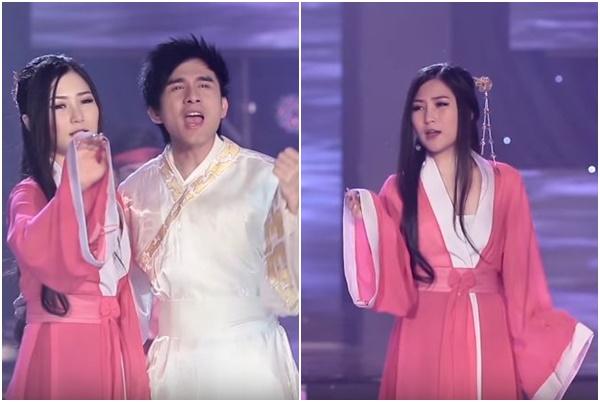 """Đan Trường – Hương Tràm song ca """"Thần Thoại"""" đỉnh cao, hay hơn cả Thành Long – Kim Hee Sun"""