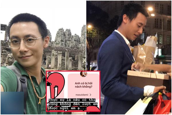 """Tái xuất sau trầm cảm, Rocker Nguyễn bị anti-fans chọc ngoáy vụ """"hôi nách"""" và màn đáp trả cứng"""