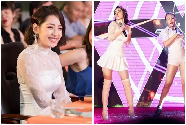 """Liên tục bị """"ném đá"""" khi làm ca sĩ, Chi Pu vẫn tự tin làm giám khảo cuộc thi âm nhạc"""