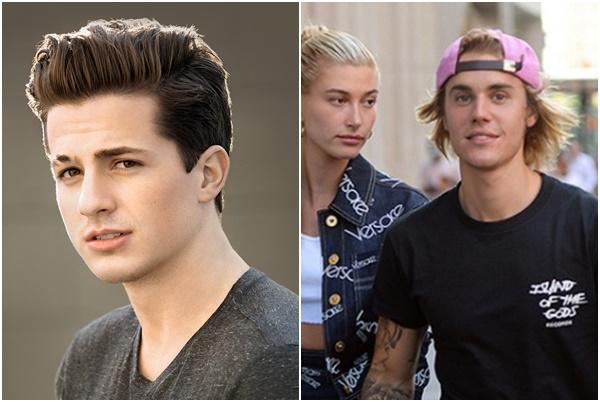 """Charlie Puth bất ngờ chửi Justin Bieber khi đang hát để """"trả đũa"""" cho Selena Gomez"""