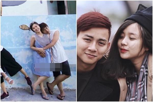 Lộ bằng chứng bạn gái Hoài Lâm mang bầu, đã sinh con sau tin đồn chia tay bạn trai?