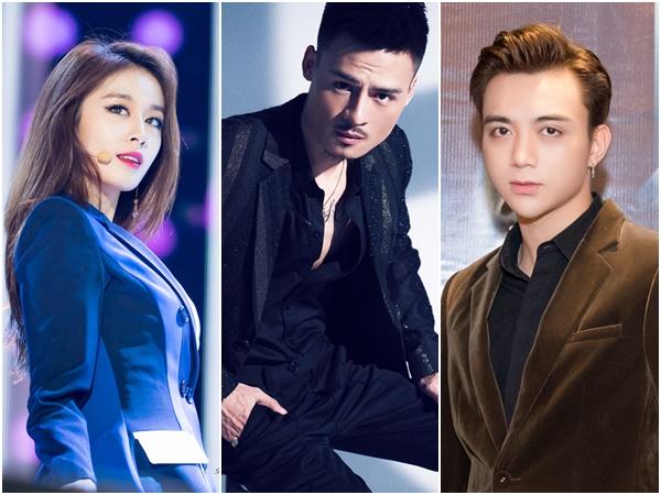 BẤT NGỜ: Hoa Vinh rũ bỏ ồn ào, biểu diễn chung với Ji Yeon, Soobin Hoàng Sơn loạt sao lớn