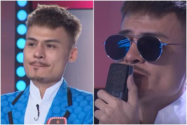 """Lên truyền hình hát live, Hoa Vinh vẫn phải dùng mic riêng, tưởng auto hay ai dè """"ngang phè phè"""""""