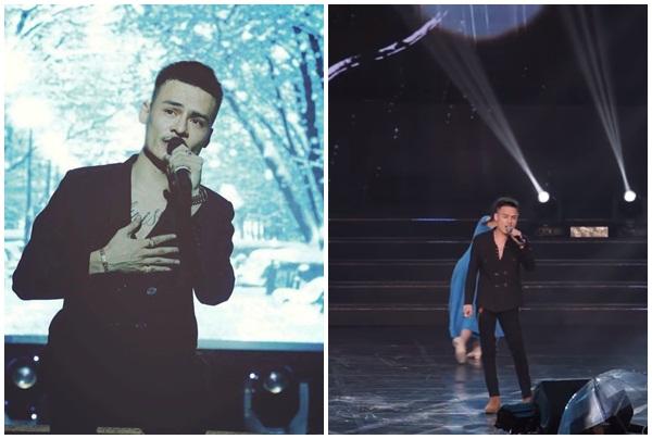 """Hoa Vinh lần đầu live """"Đừng quên tên anh"""" trên sân khấu lớn hay xuất sắc, giọng như nuốt đĩa"""