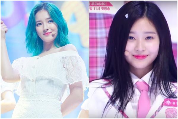 """Nữ thần Kpop mới """"soán ngôi"""" Nancy """"đuông dừa xanh"""" trong lòng fanboy Việt, vừa trẻ vừa xinh ngây ngất"""