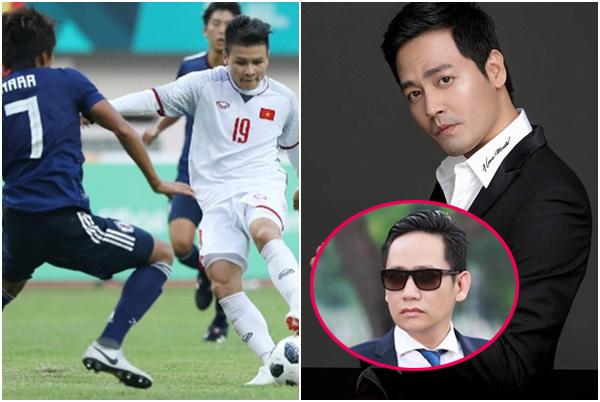 """Ca sĩ Duy Mạnh lại """"đá xéo"""" MC Phan Anh vì phát ngôn so sánh Olympic Việt Nam - Nhật Bản"""