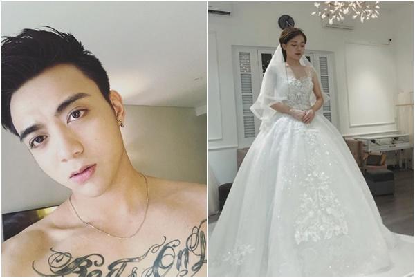 HOT: Lộ bằng chứng Soobin Hoàng Sơn và người yêu tin đồn sắp kết hôn, còn thử váy cưới rồi đây?