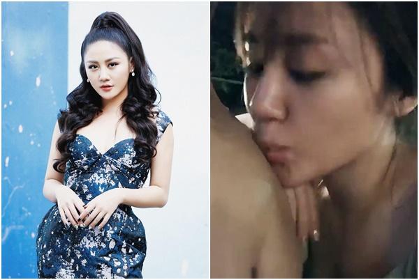 Sau ồn ào với vợ chồng Tú Anh, Văn Mai Hương lộ ảnh hôn vai trần trai lạ cực nóng bỏng, có tình mới?