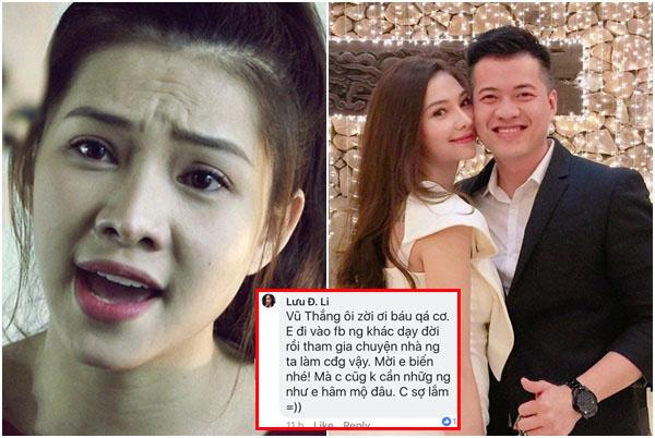 """Đang """"ăn mừng"""" người tình ly hôn vợ, Lưu Đê Ly bị anti-fans vào mỉa mai và đáp trả đanh thép!"""