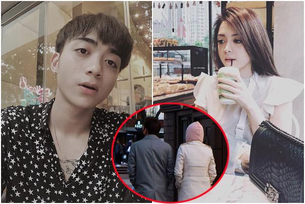 Rò rỉ ảnh Soobin Hoàng Sơn nắm tay bạn gái hẹn hò tại Hàn Quốc, bịt kín mít vẫn bị bóc mẽ
