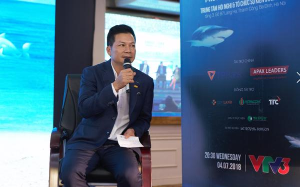Shark Hưng: Bán hàng online coi chừng bị phụ thuộc Facebook, Google