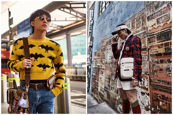 """Diện toàn mẫu thiết kế mới nhất từ nhà mốt nước Ý,  Sơn Tùng M-TP sẽ trở thành """"hoàng tử Gucci"""" của Việt Nam?"""