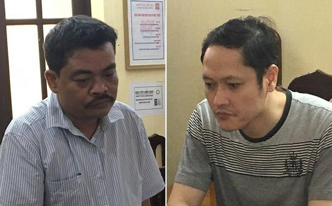 2 đối tượng bị bắt trong vụ gian lận thi cử ở Hà Giang kiên quyết đổ lỗi cho nhau