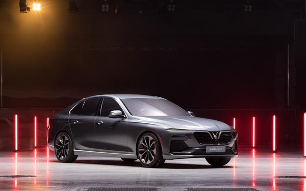 """Tên gọi 2 mẫu xe """"Made in Việt Nam"""" chính thức được VinFast công bố: LUX A2.0 và LUX SA2.0"""