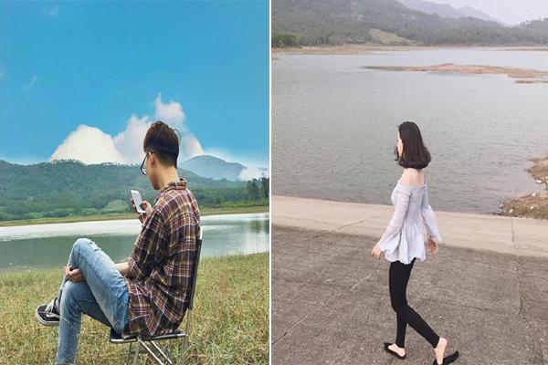 """Thổi bay cái nắng gắt với Hồ Yên Trung - """"Đà Lạt thu nhỏ"""" cách Hà Nội chỉ 3h đi xe"""