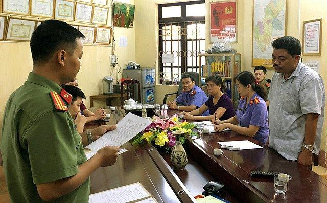 Sau khi bắt ông Nguyễn Thanh Hoài, cơ quan điều tra đang tiếp tục khoanh vùng đối tượng liên quan