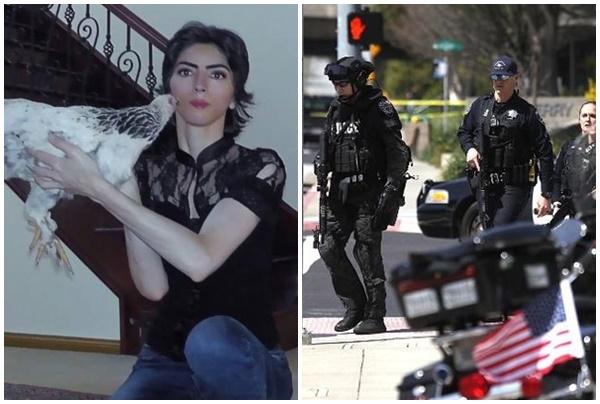 Bất mãn với chính sách kiểm duyệt video, nữ youtuber đến thẳng trụ sở của YouTube xả súng rồi tự sát