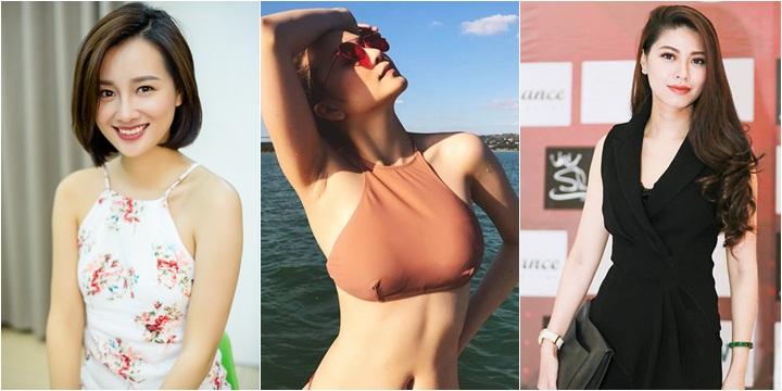 """Soi nhan sắc của ba mỹ nữ hấp dẫn nhất showbiz Việt, mặt rõ đẹp, dáng rõ xinh, mỗi tội không yêu trai khiến fan nam tiếc """"hụi"""""""