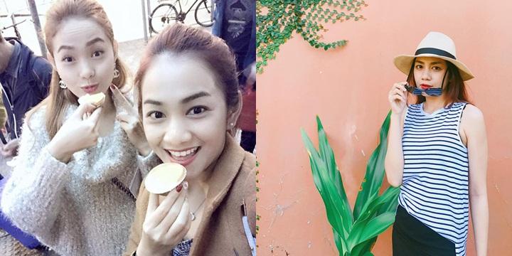 """Tưởng ai xa lạ, hóa ra """"em dâu""""của Minh Hằng xinh đẹp thê này, còn từng chinh chiến nhiều cuộc thi và cực nổi ỏ Sài Gòn"""