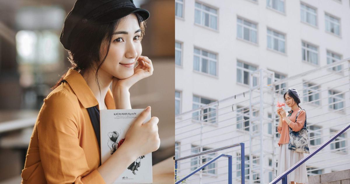 """Theo chân Hòa Minzy trong MV """"Rời bỏ"""" check-in ngôi trường đẹp như ở bển ngay trong Hà Nội"""