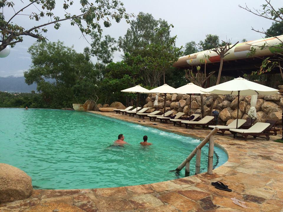 """Đổ xô đi tránh rét kiểu """"hội nhà giàu"""" tại I-resort, thiên đường suối khoáng """"đến là mê"""" ở Nha Trang"""
