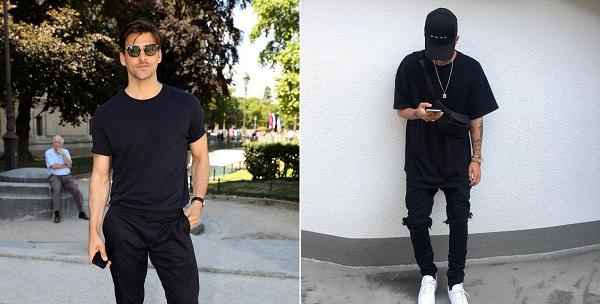 Lại chuyện quần áo màu đen mùa hè - diện sao cho bớt nóng?