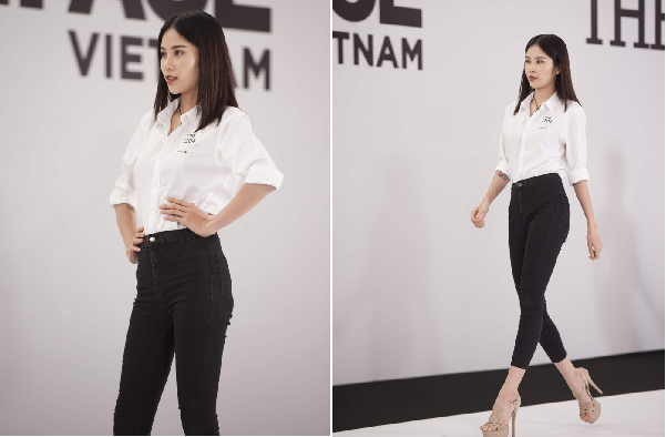"""Chị gái Nam Em bất ngờ xuất hiện tại vòng casting The Face 2018 dù bị loại """"từ vòng gửi xe"""" mùa trước"""
