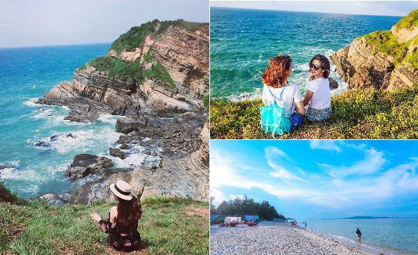 """Trọn kèo """"phá đảo"""" Cô Tô: điểm check in siêu gần Hà Nội, ít chi phí, lại siêu đẹp chẳng kém Bali"""