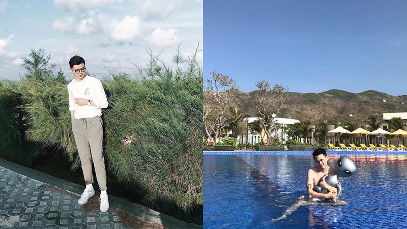 Mùa hè bỗng chốc thu bé lại bằng một khu resort đẹp tựa trời Tây ở Vũng Tàu này