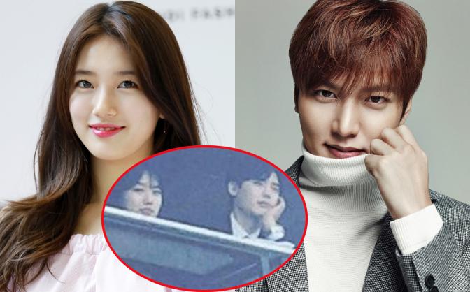 """Chân dung """"người thứ ba"""" không ngờ đến, bị nghi phá vỡ mối tình của Suzy và Lee Min Ho?"""
