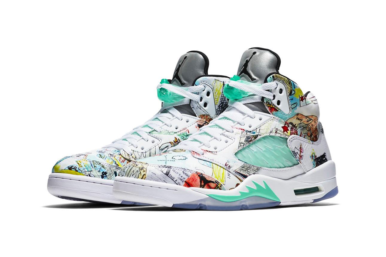 """Air Jordan 5 """"Wings"""" chuẩn bị lên kệ, kéo """"mood"""" và """"chắp cánh"""" cho đôi chân đi thôi!"""