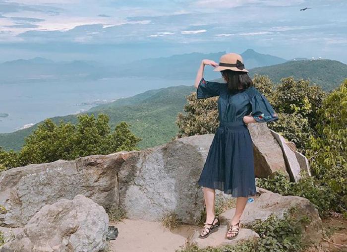 """Muốn ngắm trọn Đà Nẵng thì chớ quên lên đỉnh Bàn Cờ có view """"chất đến phát ngất"""""""