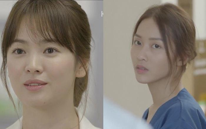"""Vừa tung trailer chính thức, """"Hậu duệ mặt trời"""" bản Việt đã gây tranh cãi: nữ chính make-up """"tự nhiên"""" mà nhìn trắng bệch"""