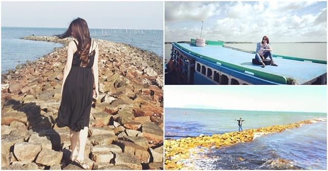 Xếp thuyền thả trôi muộn phiền, sống chậm thật chậm tại hòn đảo neo người cách Sài Gòn chỉ 70km
