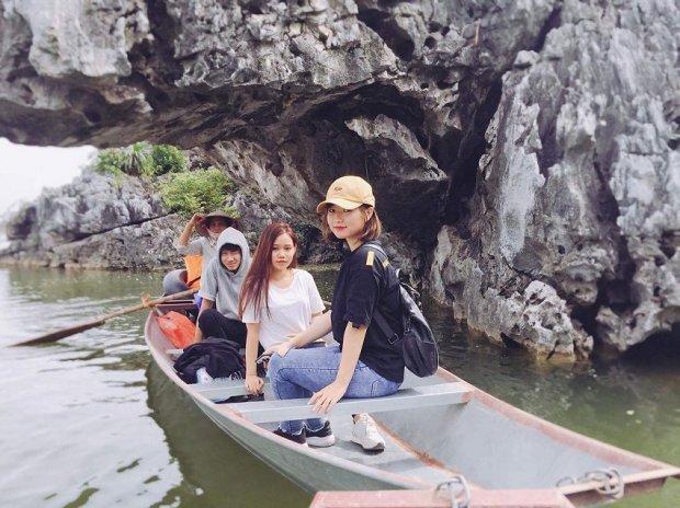 Hồ Quan Sơn đang nổi gần đây: đẹp tựa thiên đường, cách Hà Nội chưa đầy 50km