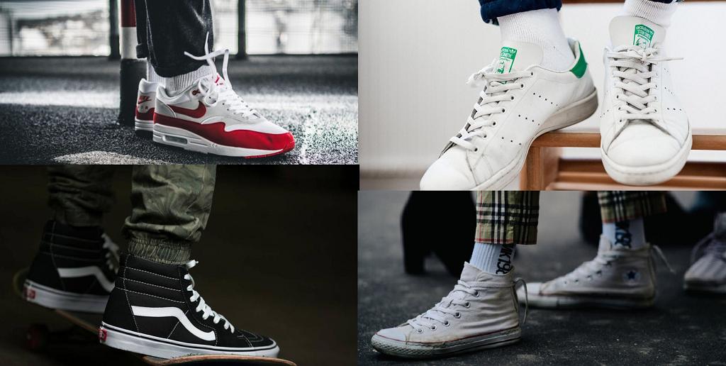 """Điểm danh 10 đôi giày từ các """"sneakers - head"""" đỉnh cao cho đến """"gà mờ tập sự"""" nhất định phải có"""