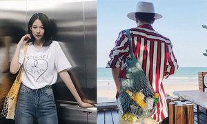 """Hay tin túi """"lưới đánh cá"""" chiếm sóng hè này, loạt sao Việt bắt trend sắm ngay diện cho bằng chị bằng em"""
