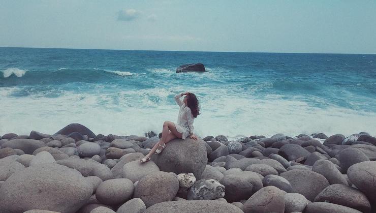 """Rủ nhau đi Bình Định nhặt """"trứng khủng long"""", thả hồn theo gió, nhã không gì bằng"""