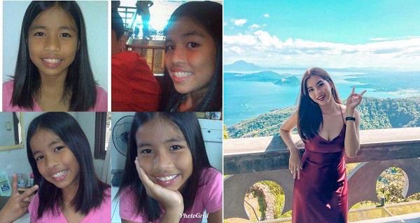 """""""Dậy thì thành công"""" của hotgirl người Philippines khiến cánh đàn ông phải nhìn nhận lại những cô gái """"kém sắc""""."""