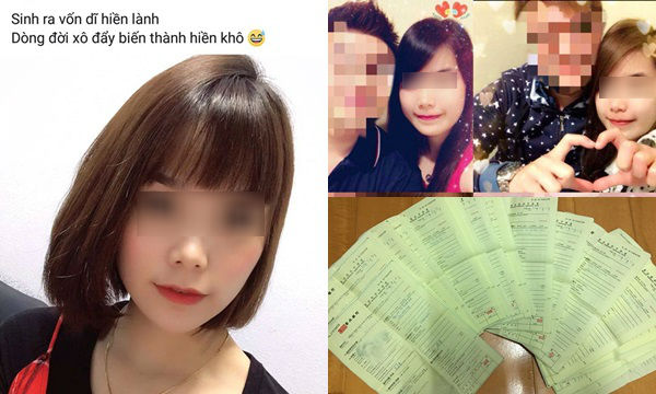 Hot girl Thanh Hóa bắt bạn trai Đài Loan vay ngân hàng 1 tỷ lấy tiền ăn chơi rồi tặng luôn cặp sừng trâu to vật vã