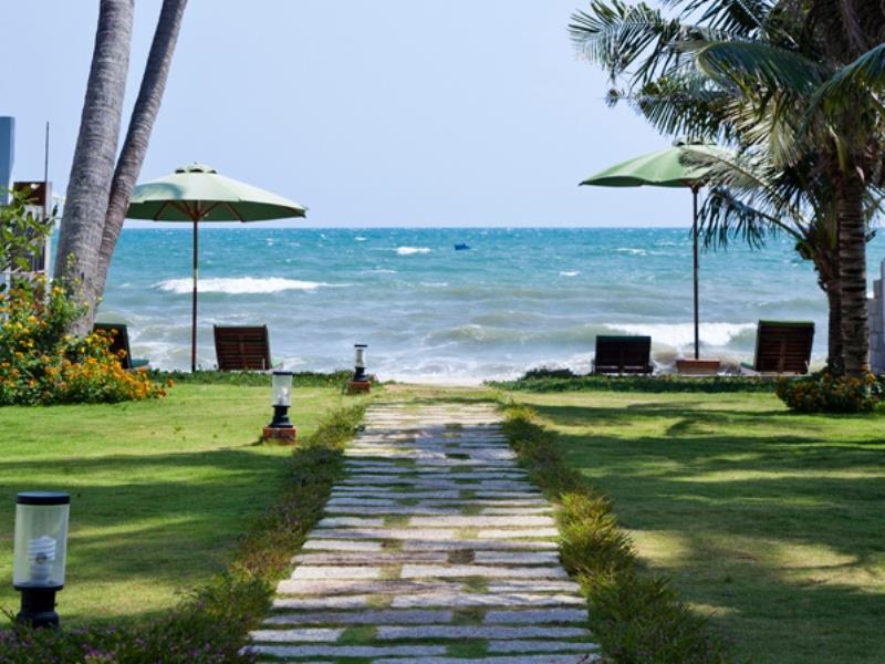 Đi biển Mũi Né muốn sang mà lại rẻ thì chớ bỏ qua 4 resort long lanh này