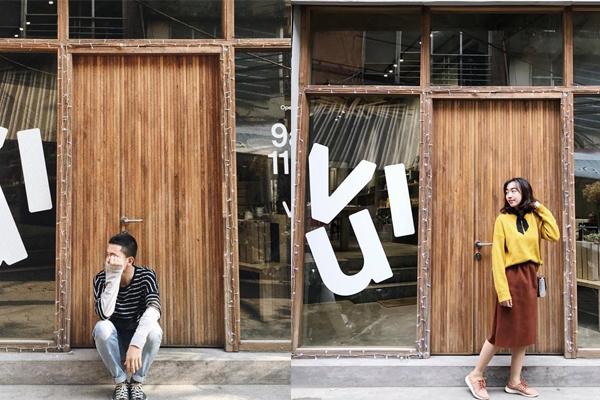 Xác định tọa độ background mộng mơ đậm chất Hàn Quốc ngay trong lòng Hà Nội